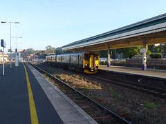 150232 Exeter St Davids (2) (Marky7890) Tags: gwr 150232 class150 sprinter dmu 5j90 exeterstdavids railway devon train