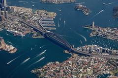 Harbour life (PommieDad) Tags: platinumheartaward sydney australia sydneyharbour operahouse bridge