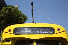 Favorite destination (Maurits van den Toorn) Tags: tram tramway tranvia strassenbahn pcc trolley muni fline sanfrancisco richtingfilm destinationblind fishersmanswharf usa text