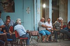 Turkish men smoking and having tea in a local coffee shop in kusadasi, turkey (CamelKW) Tags: turkey2016 turkish men smoking tea local coffee shop kusadasi turkey
