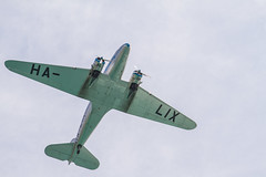 HA-LIX Lissunow Li-2 #3 (krustyhimself) Tags: scalaria wolfgangsee salzkammergut austria 2014 airshow airchallenge halix lissunowli2