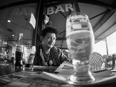bar (petdek) Tags: film portrait mamiya645pro mamiya adoxchs100 arsat30mm wideangle chalonsursaone