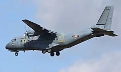 No.156/62-IQ  CASA CN-235  Fraf (MANX NORTON) Tags: fraf mirage 2000d xingu falcon alpha jets rafale casa cn235 900b