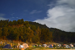 Camping (Tato Avila) Tags: colombia colores clido cielos naturaleza nubes noche nikon nocturnos nocturno vida laguna lagunadetota boyac
