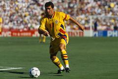 Gheorghe Hagi (l3o_) Tags: galatasaray sar krmz red yellow football futbol gheorghe hagi