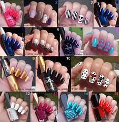 Desafio Pipoca (Resumo) (A Garota Esmaltada) Tags: agarotaesmaltada unhas nails esmaltes nailpolish nailart naildesign manicure unhasartisticas unhasdecoradas desafio desafiopipoca