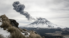 Popocatpetl--volcano--near Mexico City (jbuddenh) Tags: mountain volcano popocatpetl mexico