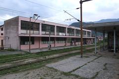 Konjic railway station, 27.05.2012.