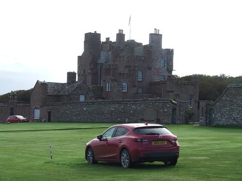 2016 # 067, Castle of Mey, Caithness 2. (RBR 2014)