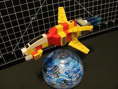 Taiidan Fighter (TaiidanTomcat58) Tags: homeworld lego taiidan homeworldlego
