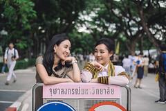"QUAN_024 (also know as ""PapaPenguin"") Tags: chulalongkorn graduation photographer chula cu"