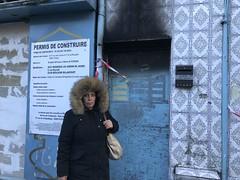 Janine, logement insalubre, Puteaux, 63 rue jean jaurès (Grébert) Tags: puteaux logement insalubre rue jean jaurès janine