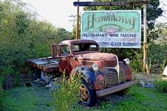Harmony California Population 18 (F R Childers Photography) Tags: harmonycalifornia california hwy1 travel classictruck