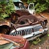 DSC_0374 v2 (collations) Tags: ontario mcleansautowreckers autowreckers wreckers automobiles autos abandoned rockwood derelict junkyards autograveyards carcemeteries