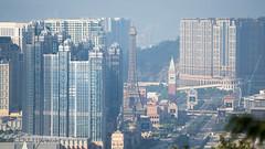 Paris in Macau (Jan_Lewandowski) Tags: eiffel tower macau china architecture 2016 city