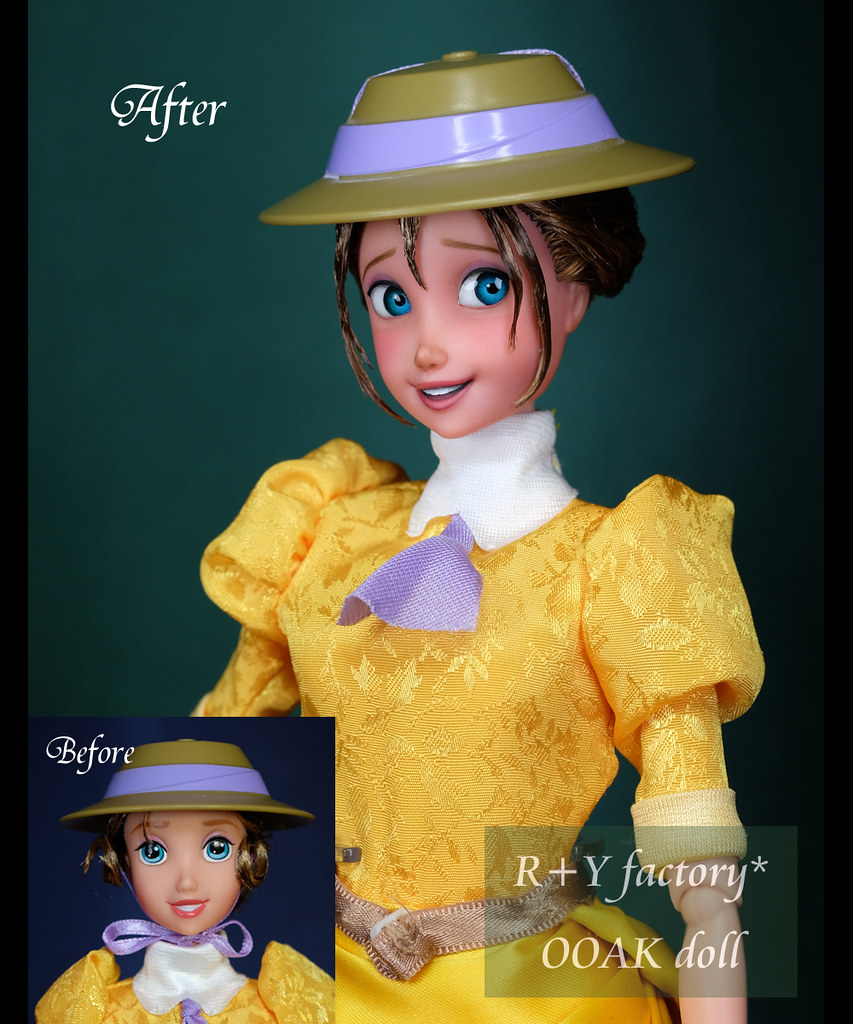 The worlds best photos of doll and tarzan flickr hive mind jane porter ooak doll ry doll art tags disney ooak doll solutioingenieria Gallery