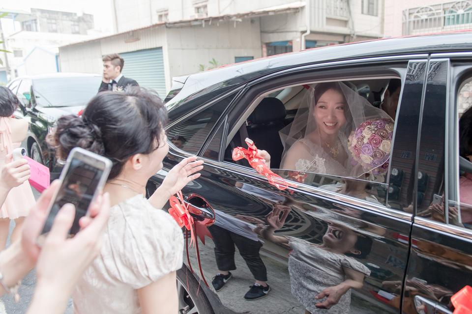台南婚攝 婚禮紀錄 情定婚宴城堡 C & M 064