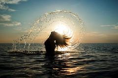 Mermaid (Bruno Laria) Tags: am amazonas américadosul br bra brasil estadodoamazonas amazonia ambiente humano humanos luademel pessoa pessoas rio serhumano sereshumanos social sociedade tapajos água