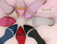 [BREATHE]-Emmy Flats (Daisa Admiral) Tags: breathe forest secondlife flats