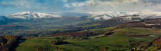 Hope Valley from Stanage