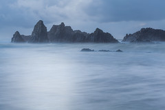 Seal Rock (roe.nate) Tags: sealrock oregon coast pacific sea ocean longexposure rock
