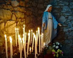 Eglise Lacaune Tarn (Marc ALMECIJA) Tags: eglise church marie vierge religious religion