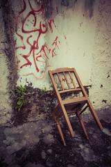 (dawvon) Tags: world life china street city travel urban abstract graffiti asia cityscape chairs furniture streetphotography macau 城市 旅遊 macao 生活 澳門 街 街頭 coloane 塗鴉 街拍 saofranciscoxavier 路環 凳 街頭攝影 十月初五馬路 澳門半島 avenidadecincodeoutubro penínsulademacau