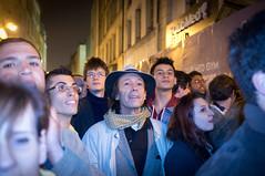 la gôche (Marc Hanauer) Tags: paris fuji ps bastille 2012 gauche victoire hollande x100 président présidentielles françoishollande marchanauer