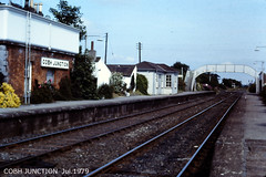 79.0560  Cobh Junction (Frank's Railway Photos) Tags: train cork eisenbahn railway irishrail cie irishrailways
