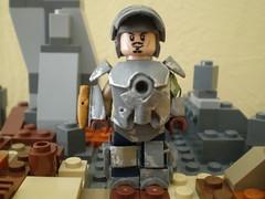 MK 1 Helmet Open (Dirks_Designs) Tags: original man 1 iron lego mark ironman legos minifig custom marvel mk avengers minifigure