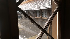 Rain at the Inn (sprout2008) Tags: yellowstone tetons