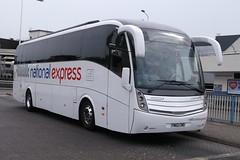 X4817 - FN62 CWD (Matt J Forbes) Tags: nationalexpress ltg lucketts caetanolevante volvob9r x4817 fn62cwd