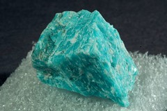 Amazonite 2 (ToonFox42) Tags: rock mineral ore gem