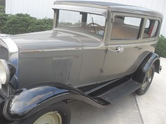 29ChevyModelAC_0k_front_left (Monaco Luxury) Tags: original barn 5 pass international chevy drives runs ac coupe find completely 1929