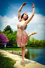 (sarebearzzz) Tags: nature photography dance costume spring pond pretty dancing dancer professional attitude lyrical aderan uploaded:by=flickrmobile flickriosapp:filter=nofilter