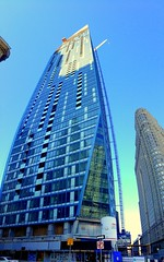 IMG_1009 (wyliepoon) Tags: panorama toronto architecture skyscraper construction downtown condo condominium daniellibeskind ltower