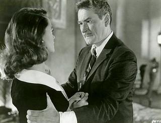 Dorothy Malone, Errol Flynn; ''Too Much Too Soon'' the Diana Barrymore Bio-Pic 1958