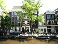 Amsterdam - Egelantiersgracht (Aelo de la Krotsche) Tags: amsterdam prinsengracht egelantiersgracht