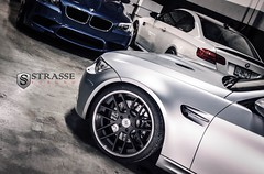 Strasse Wheels - Frozen Silver BMW E92 M3 (Strasse Robs) Tags: silver frozen strasse wheels deep bmw m3 rims forged concave e92 forgedwheels concavewheels deepconcave strasseforged strassewheels strasseforgedwheels strasseforgedwheel