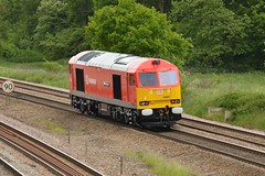 60062 2 (47843 Vulcan) Tags: light loco brush tug class60 claycross 60062 dbschenker stainlespioneer 0z60totontotinsley