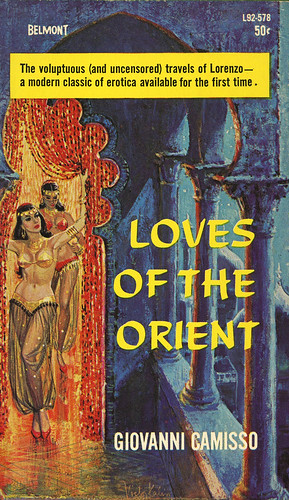 Belmont Books L92-578 - Giovanni Camisso - Loves of the Orient