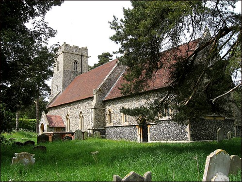 St. PETER, SIBTON, SUFFOLK