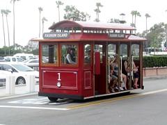Fashion Island Shuttle (MR38.) Tags: fashion island tram shuttle