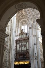 Kathedral inside Mezquita