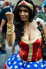 Wonder Woman (sdoorly) Tags: woman wonder san comic cosplay diego comiccon con sdcc