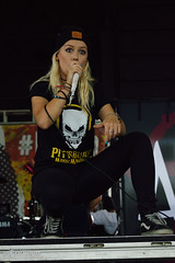 Jenna McDougall (Scenes of Madness Photography) Tags: music jenna photography concert nikon pittsburgh tour pennsylvania live stage july first warped niagara madness domo pavilion vans alive tonight scenes mcdougall 2013 d3200 burgettstown