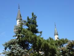 Minarets. (ikochergin) Tags: russia muslim islam mosque crimea arhitecture yevpatoria