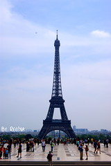 Tour Eiffel (Regina's!) Tags: paris france tower europe tour eiffel tourist parisian