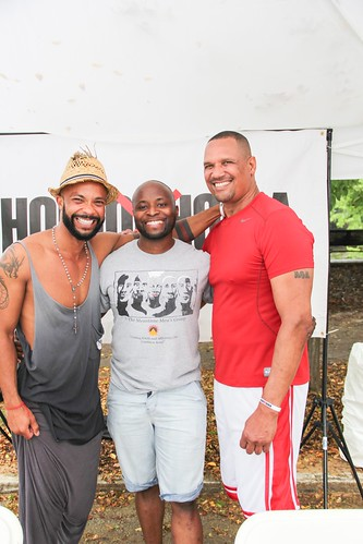 AHF at Atlanta Black Gay Pride 2013 / Impulse Atlanta Introduction Brunch(8/31/13)