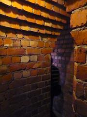 The maze in the stadshuset tower (realdauerbrenner) Tags: city travel reisen sweden stockholm cityhall sommer schweden skandinavien stadt sverige scandinavia rathaus stad stadshuset resa stadshus backstein brickstone 2013
